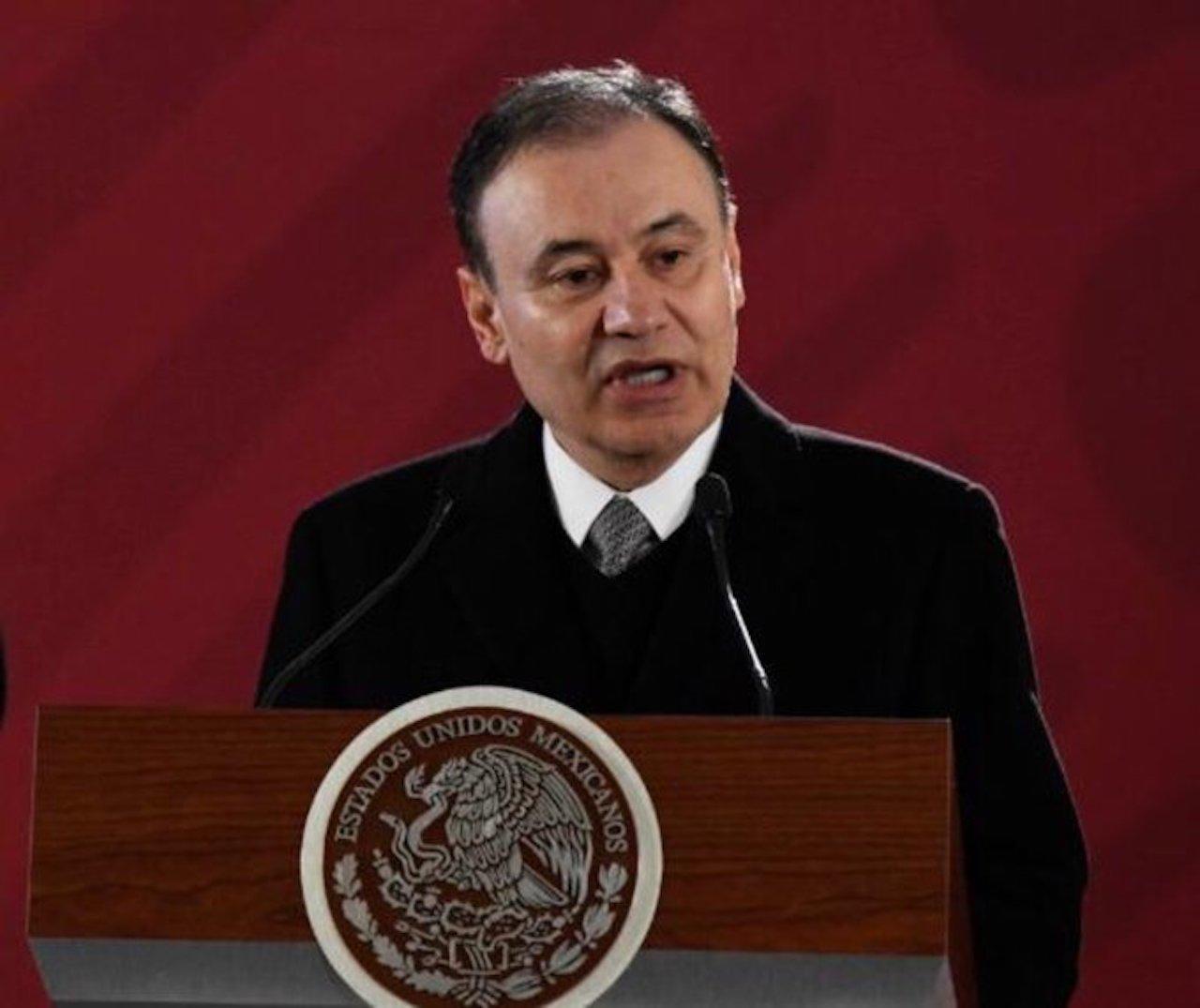 """""""En este gabinete no habrá un García Luna"""": aseguró Durazo"""