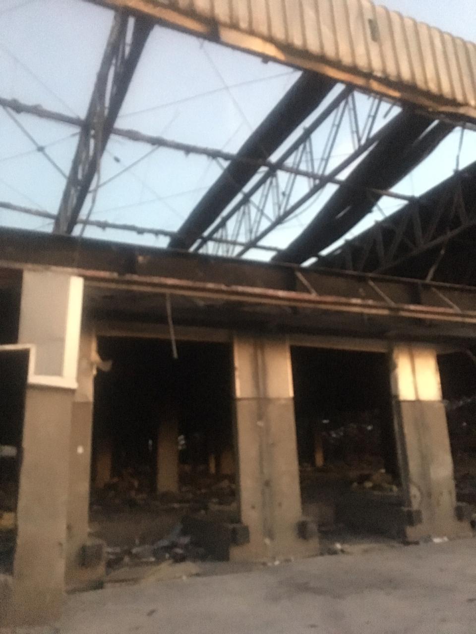 La fábrica donde perdio la vida Yoshua Osorio
