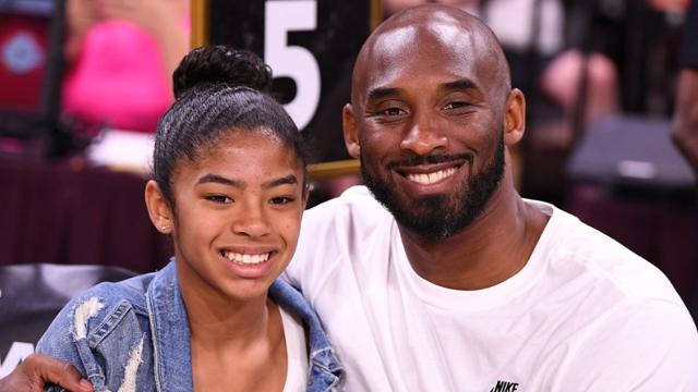 Kobe Bryant Gigi Bryant