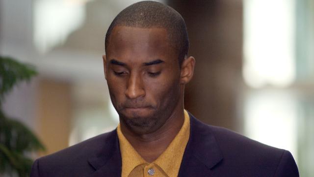 Kobe Bryant Violacion