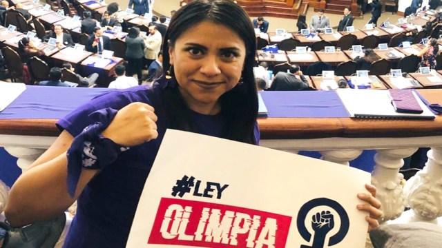 Ley Olimpia es publicada en Gaceta local de CDMX.
