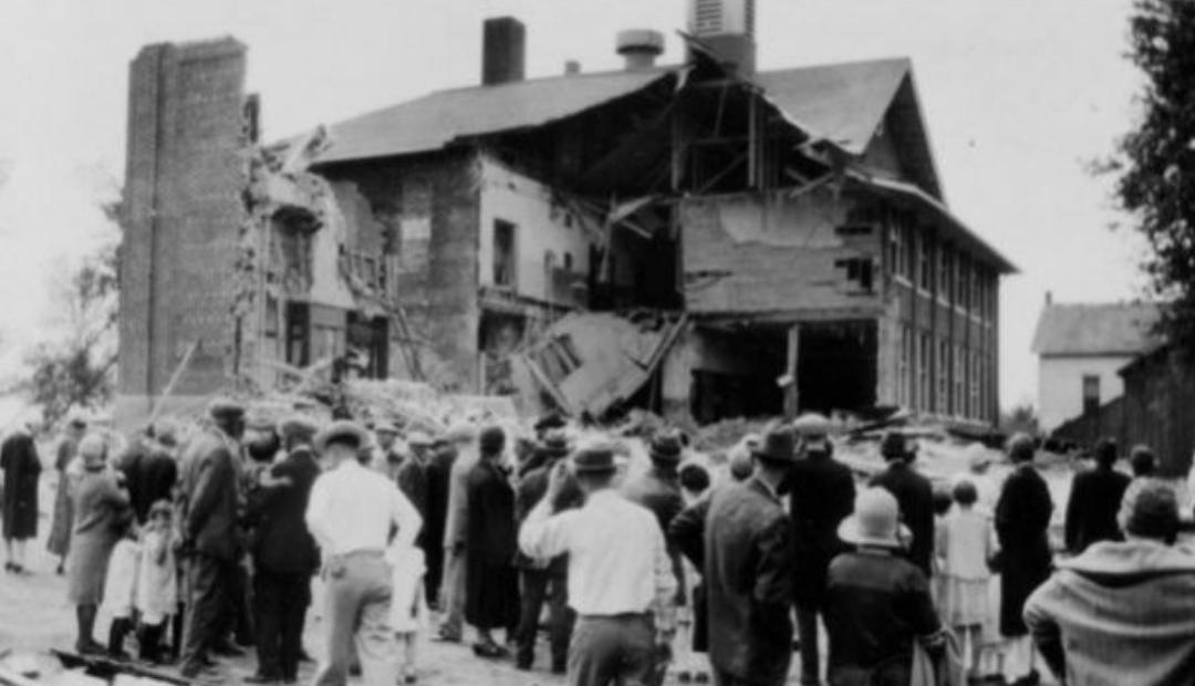 Enoch Brown, la primer masacre escolar de Estados Unidos.