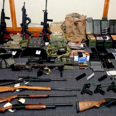 México y EE.UU. acuerdan reducir tráfico de armas y drogas.