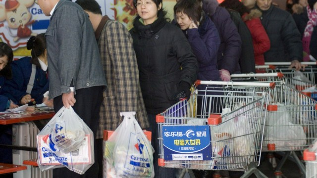 China prohibirá bolsas y productos plásticos de un solo uso.