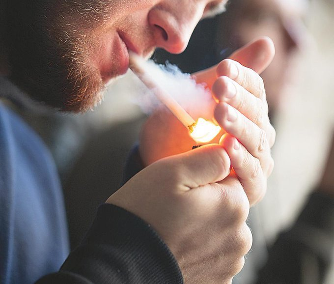 Algunos empleados tomaban cerca de 10 minutos para fumar