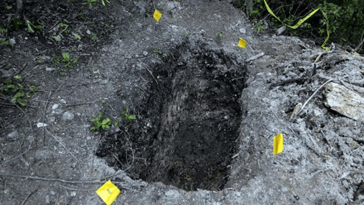 Secta Religiosa En Panamá Deja Cadáveres De Una Madre Embarazada y 5 De Sus Hijos En Una Fosa