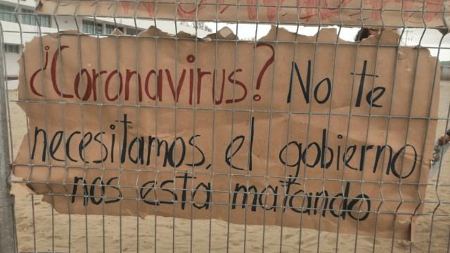 Marchan por asesinato de tres estudiantes en Puebla