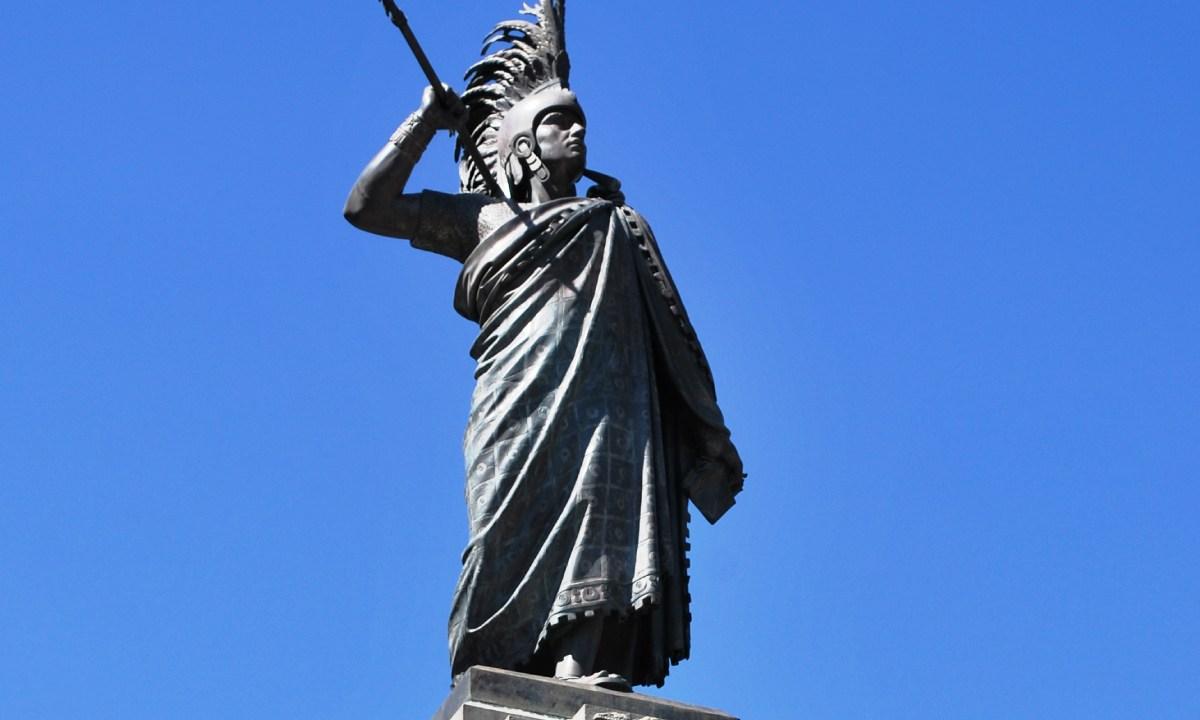 Cuauhtémoc, Emperador, Azteca, Restos