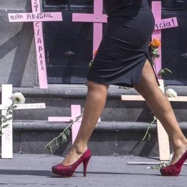 Miedo y desconfianza a las autoridades, razones por la que las mujeres no denuncian ante las autoridades (Imagen: El Universal)