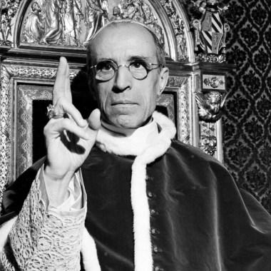 Papa, Pío XII, Hitler, Nazi