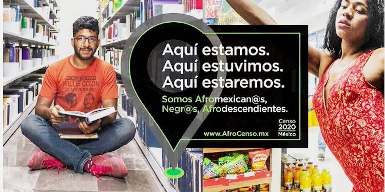 Se lanzó la campaña AfrocensoMX para visibilizar a la población afromexicana (Imagen: Regeneración)