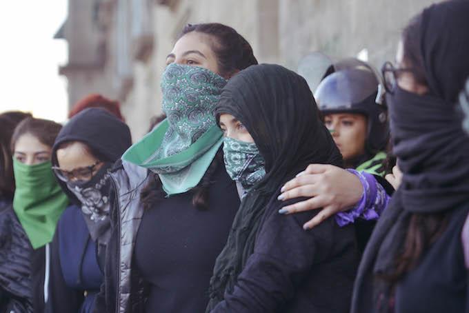 En 2019 se cometieron 976 feminicidios en México (Foto: Plumas atómicas/ Mónica Vázquez)