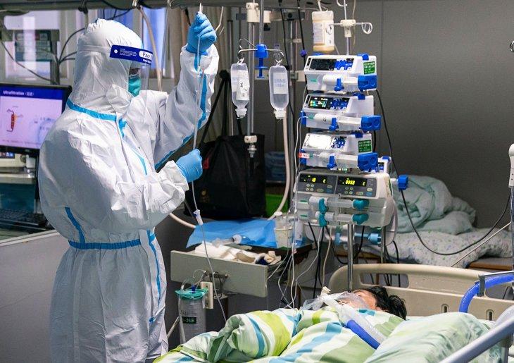 Se sana paciente estadounidense infectado con coronavirus