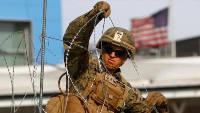 La Marina estadounidense podría estar involucrada en el tráfico de personas y el narcotráfico (Imagen: DRVNOTICIAS)
