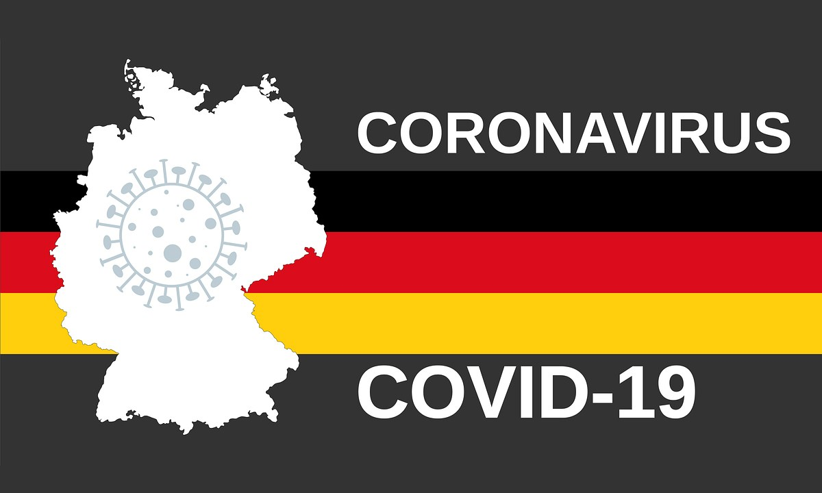 Alemania, Coronavirus, Contagios, Muertos