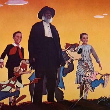 Canción Del Sur, Disney, Película, Racista