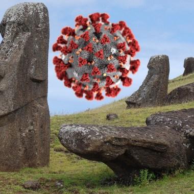 Coronavirus, Isla Pascua, Covid-19, Chile