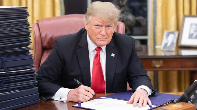Donald Trump, China, Coronavirus, Pandemia