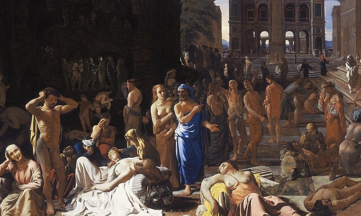 Epidemia, Plaga Atenas, Que Es, Síntomas