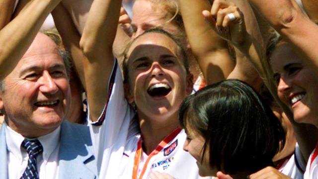 Fútbol, Estados Unidos, US Soccer, Cindy Parlow Cone