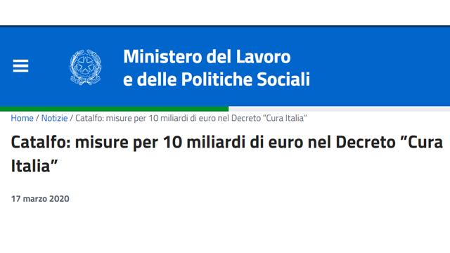 Italia, Coronavirus, Despedir, Trabajadores