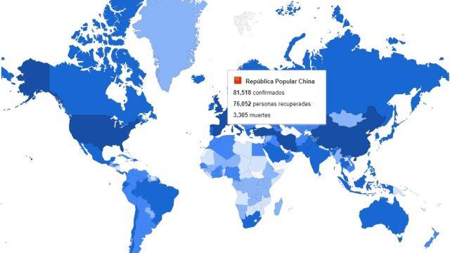92% de pacientes con coronavirus en China ya se recuperaron