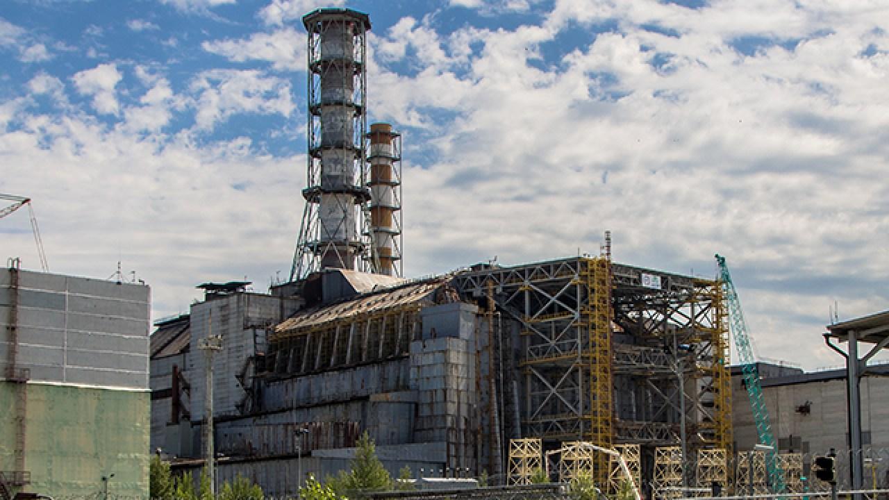 Chernobyl, Accidente, Nuclear, Explosión