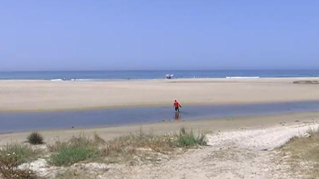 Coronavirus, España, Playa, Cloro