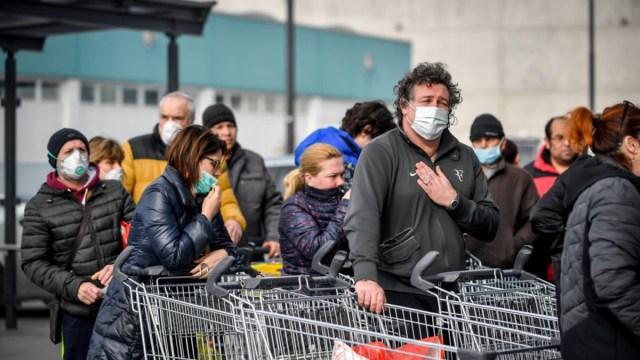 Coronavirus, Italia, Mafia, Siciliana