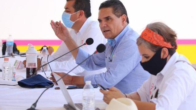 Coronavirus, Jalisco, Michoacán, Sanciones