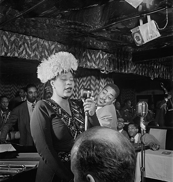 Ella Fitzgerald, Louis Armstrong, Canciones, Biografía