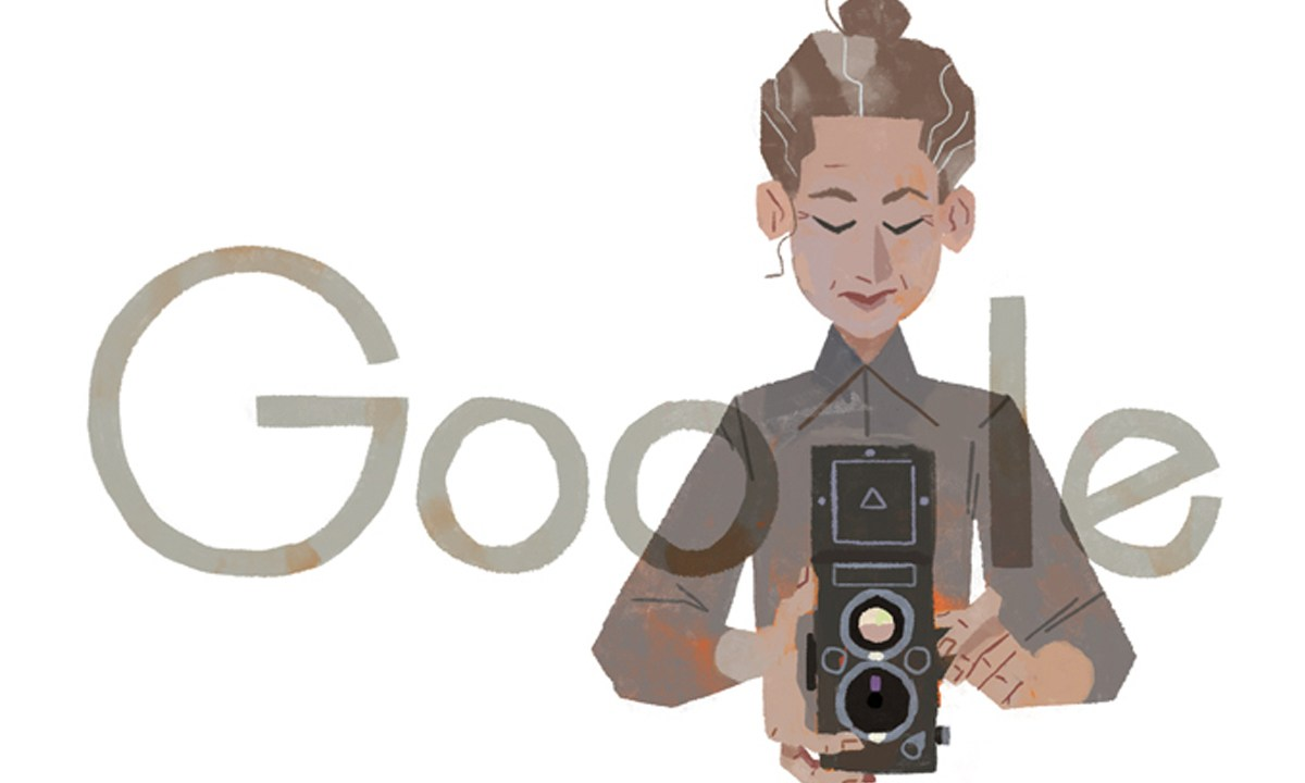 Lola Álvarez Bravo, Fotos, Google, Doodle