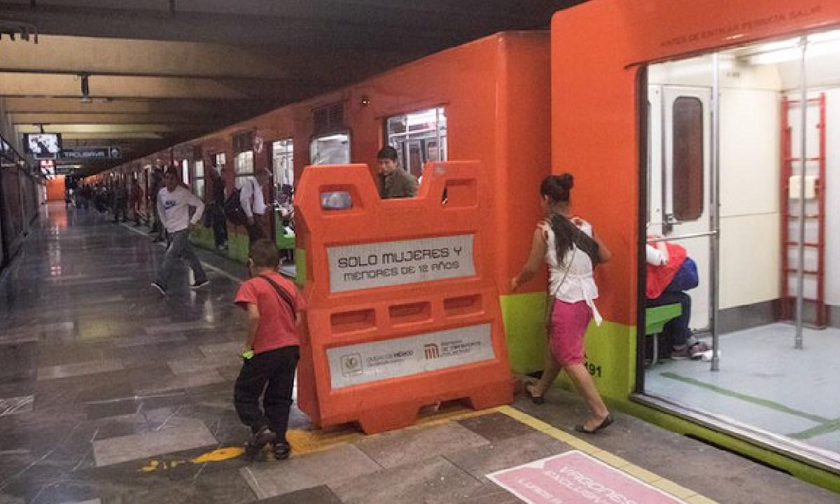 STC Metro, Paro Labores, Mayo,