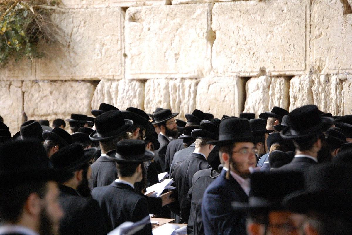 Judios Ortodoxos, Ignoran, Cuarentena, Coronavirus
