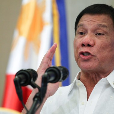 Rodrigo Duterte, Coronavirus, Filipinas, Cuarentena