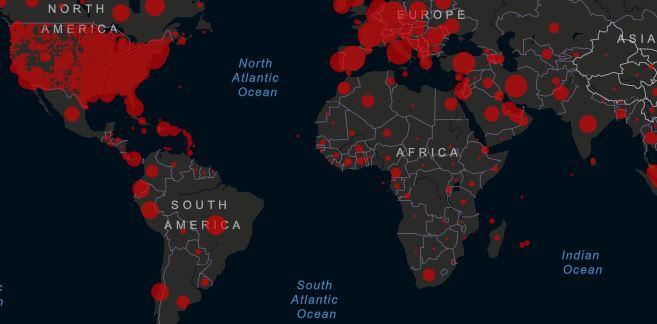 África podría ser el epicentro del coronavirus en los próximos meses