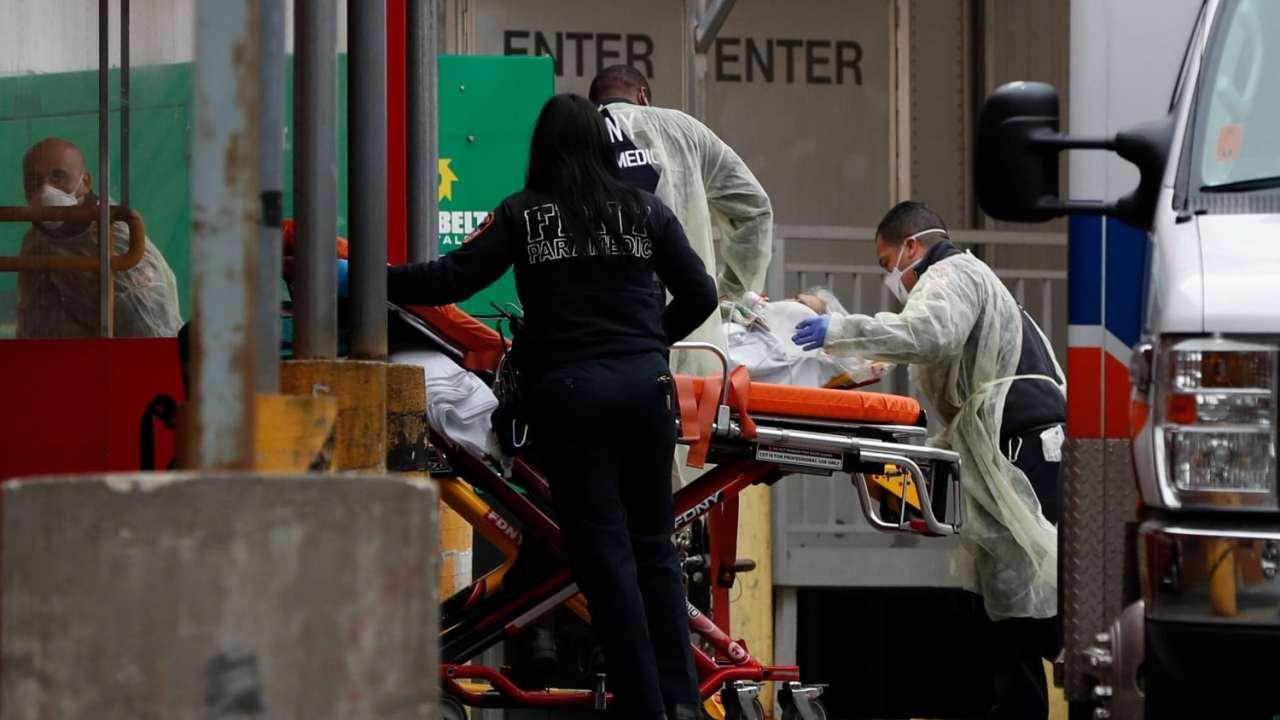 Para médicos en NY, el coronavirus es peor que el 9/11