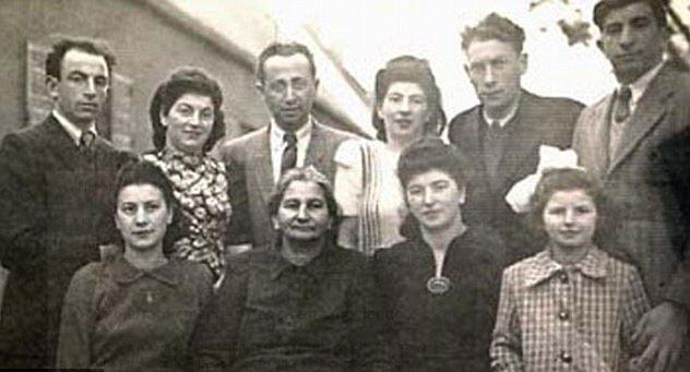 La familia que sobrevivió al Holocausto confinada en cuevas