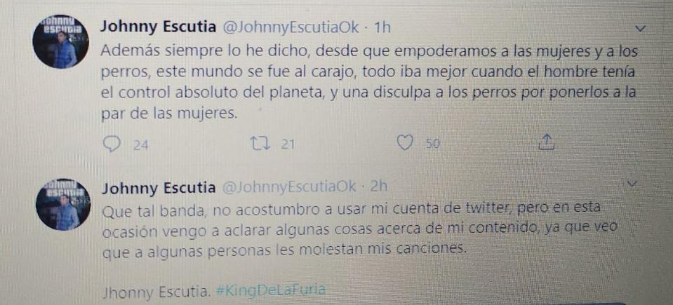 Johnny Escutia