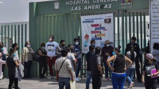 Extranjera, COVID-19, Hospital, Agresion