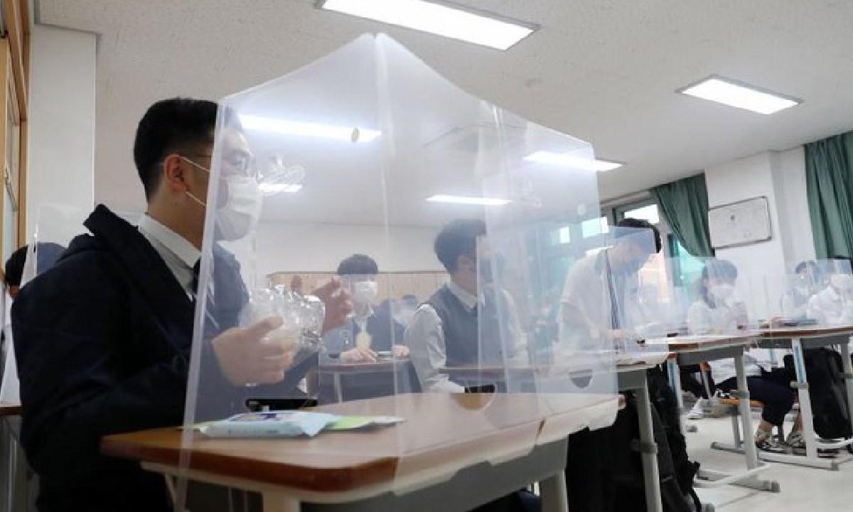 Corea Sur, Cerraron, Escuelas, Covid19