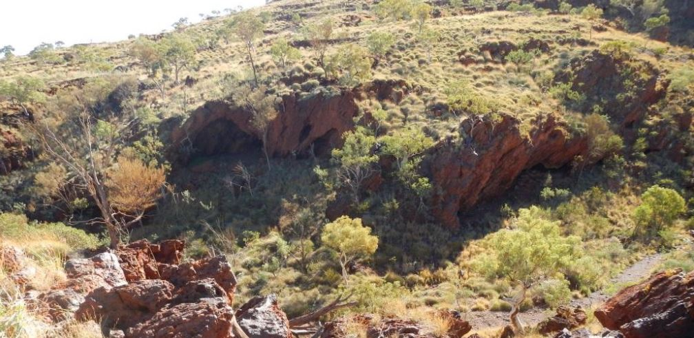 Empresa minera destruye sitio aborigen de 46,000 años en Australia
