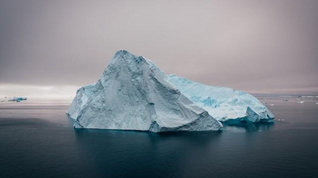 Iceberg, Fotografia, Hundio, Titanic