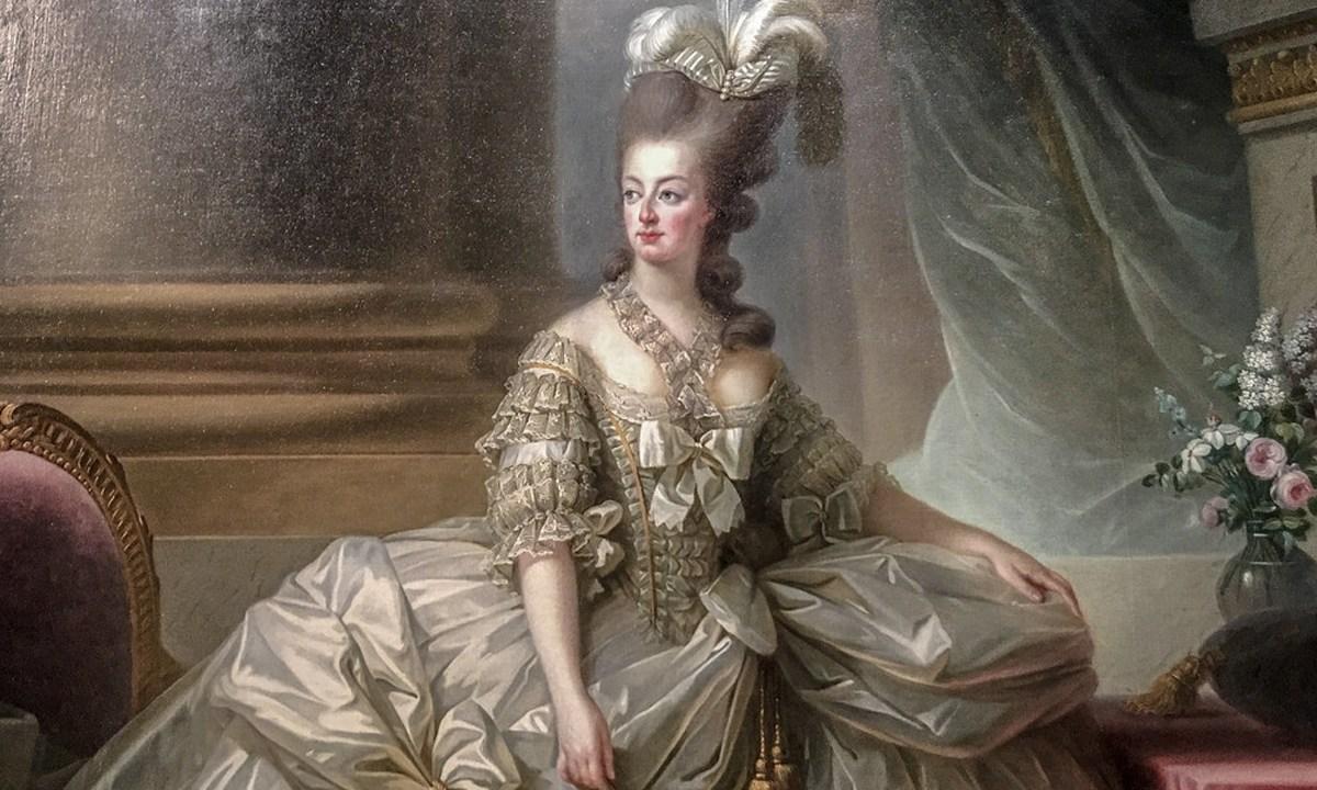 María Antonieta intercambió cartas con su supuesto amante el Conde Fersen, a espaldas de Luis XVI