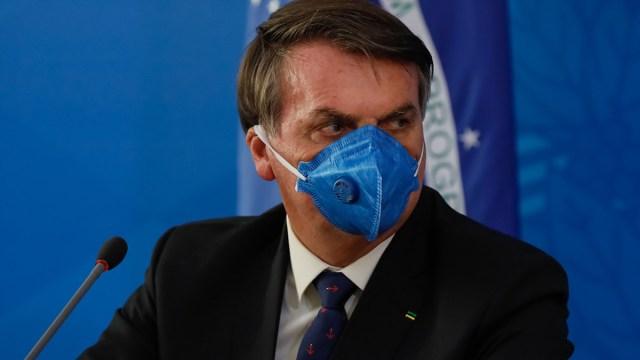 El presidente de Brasil; Jair Bolsonaro, era uno de los mayores negacionistas del coronavirus, dio positivo por Covid-19