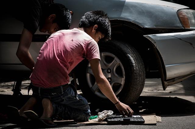 250 niños trabajan en las calles durante la pandemia de Covid-19, los menores son victimas tanto de violencia como negligencia