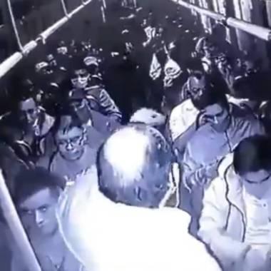 Asaltos en el transporte público al oriente de la Ciudad de México encienden debate de justicia por mano propia