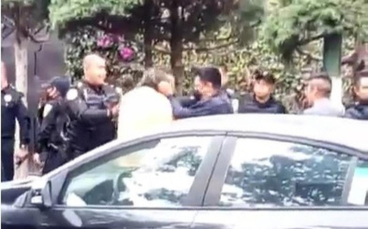 Joven acosada en Tlalpan familiares de agresor lo defienden