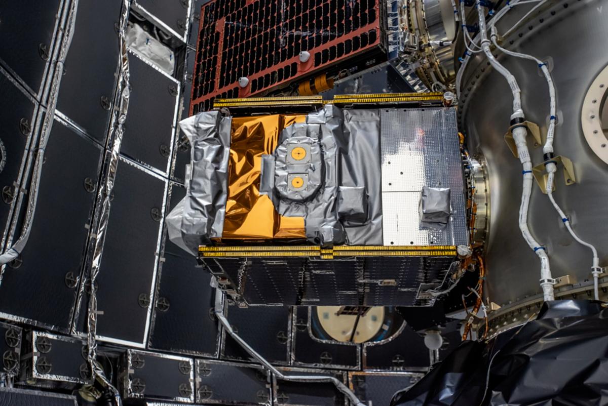NASA prueba nuevo combustible 'verde' para sus naves espaciales