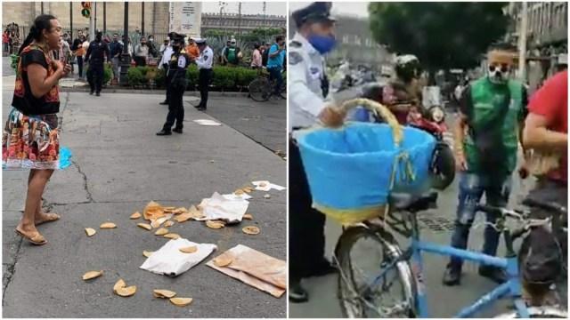 Citan a declarar policías decomiso Lady Tacos de canasta
